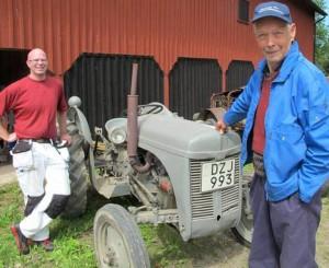 Vadsbo lantbruksmuseum: Traktor